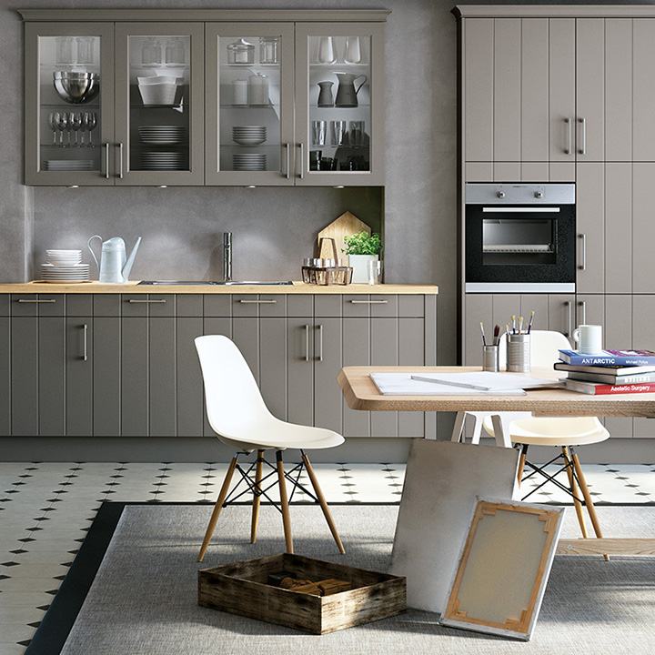 Markenvielfalt der Küchenkate